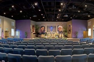 Sanctuary, Abundant Life, Cupertino