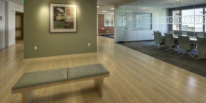 Corporate Office Interior, San Francisco