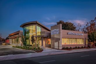 Exterior, Satellite Healthcare, Bascom, San Jose