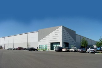 390,000 sf Industrial Warehouse, Patterson Pass