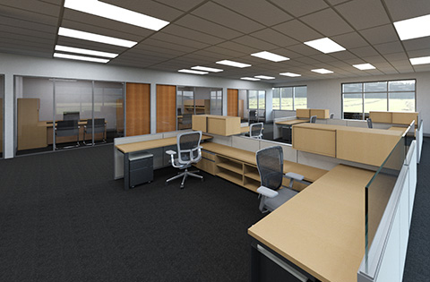 Commercial Office HPC Architecture